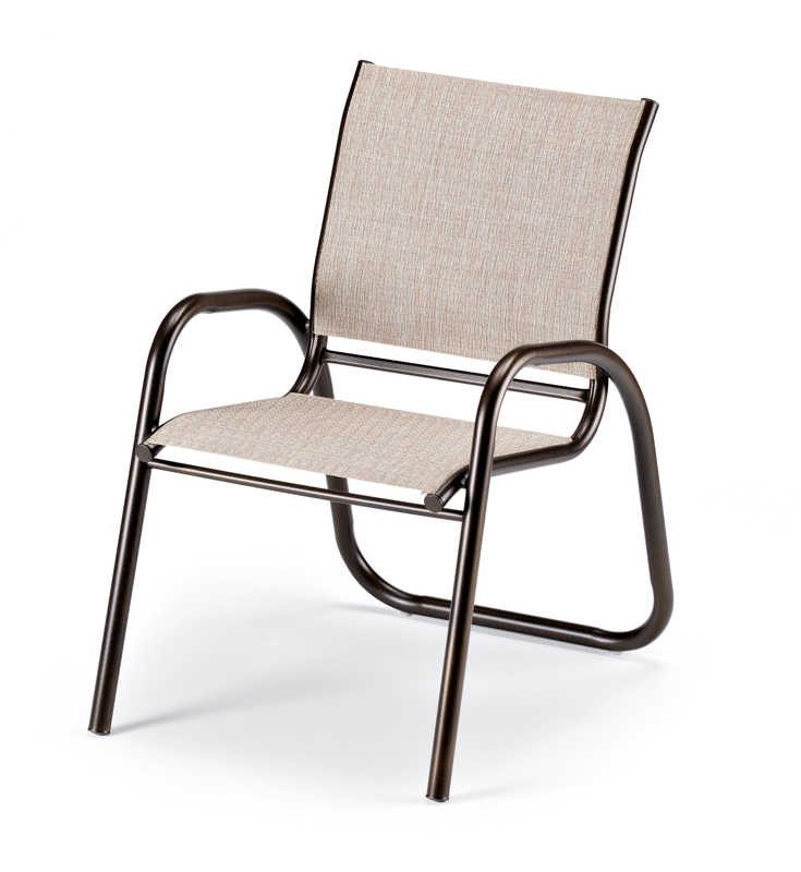 Telescope Casual Gardenella Sling Stacking Caf 233 Chair