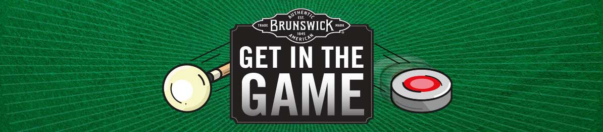 Brunswick Get in the Game Promotion