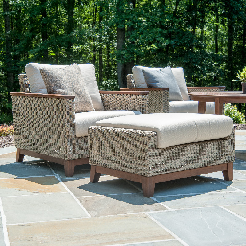 Chair Furniture Outlet Ny Outdoor Furniture Outlet: Jensen Leisure Woven Collection
