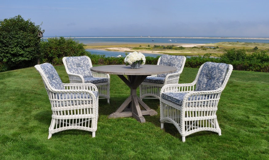 Kingsley Bate Chatham Seating Collection Seasonal