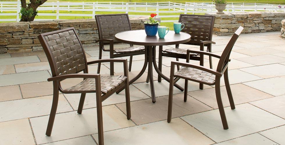 Aluminum Patio Furniture Seasonal Specialty Stores