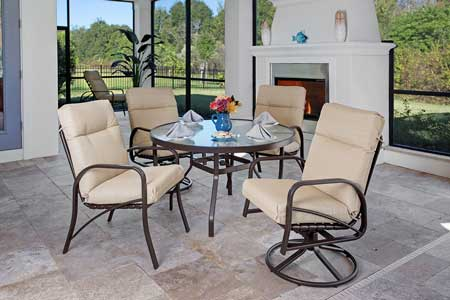 Windward Design Group Seasonal, Windward Patio Furniture
