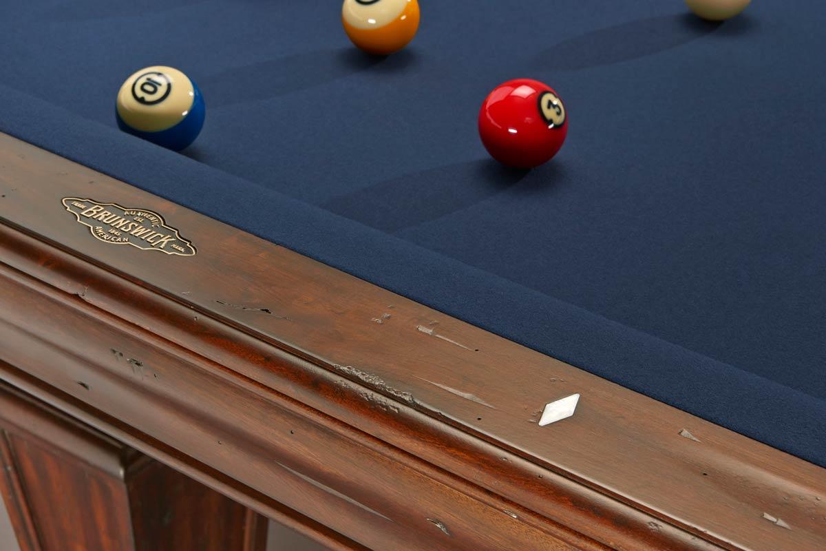 Brunswick Glenwood Pool Table Seasonal Specialty Stores Foxboro - Brunswick glenwood pool table
