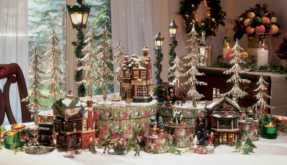 Department 56. Dickens' A Christmas Carol