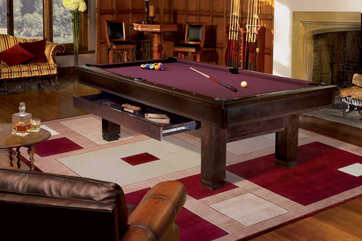Brunswick Bridgeport Pool Table Seasonal Specialty Stores Foxboro - Brunswick sherwood pool table