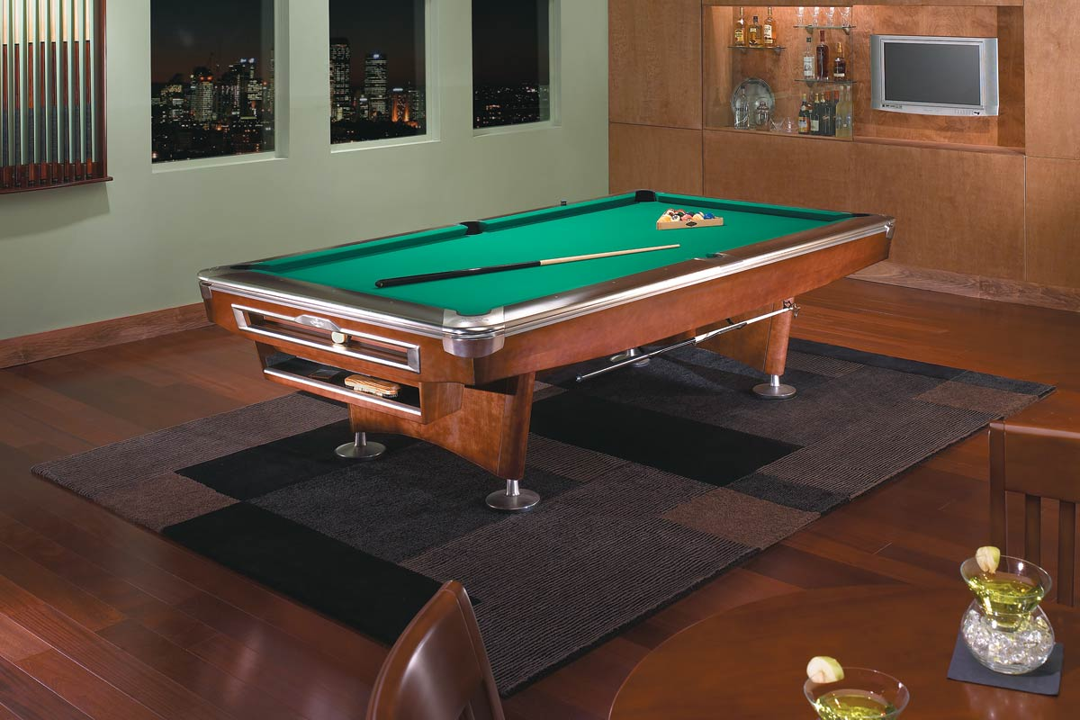 Brunswick Gold Crown V Pool Table Seasonal Specialty Stores - Pool table store near me