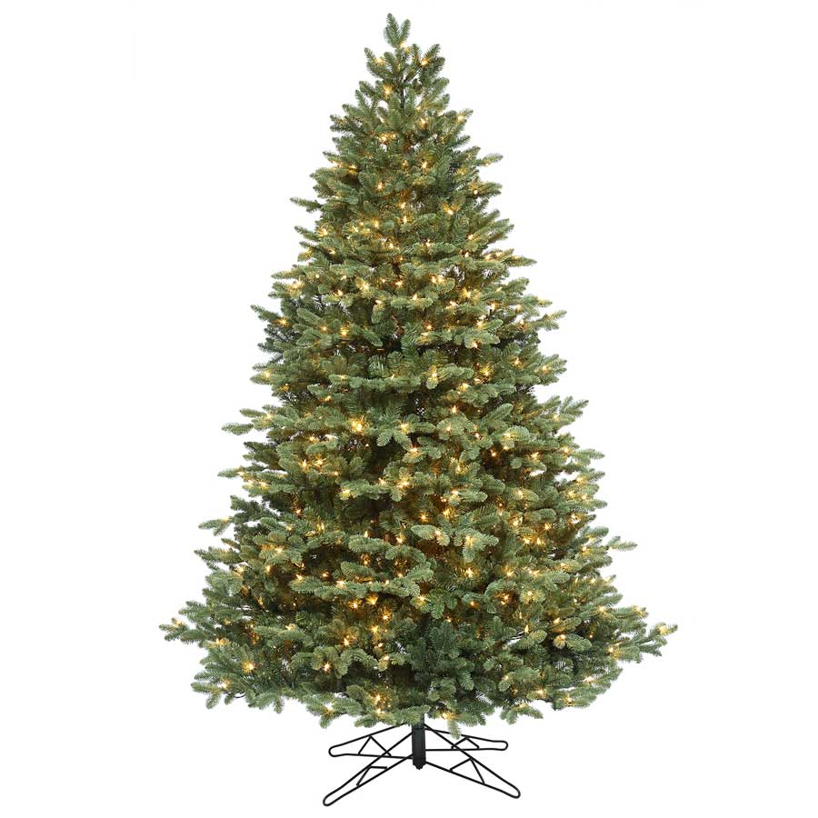 Holiday Concepts Trent Noble Fir Christmas Tree - Seasonal Specialty ...