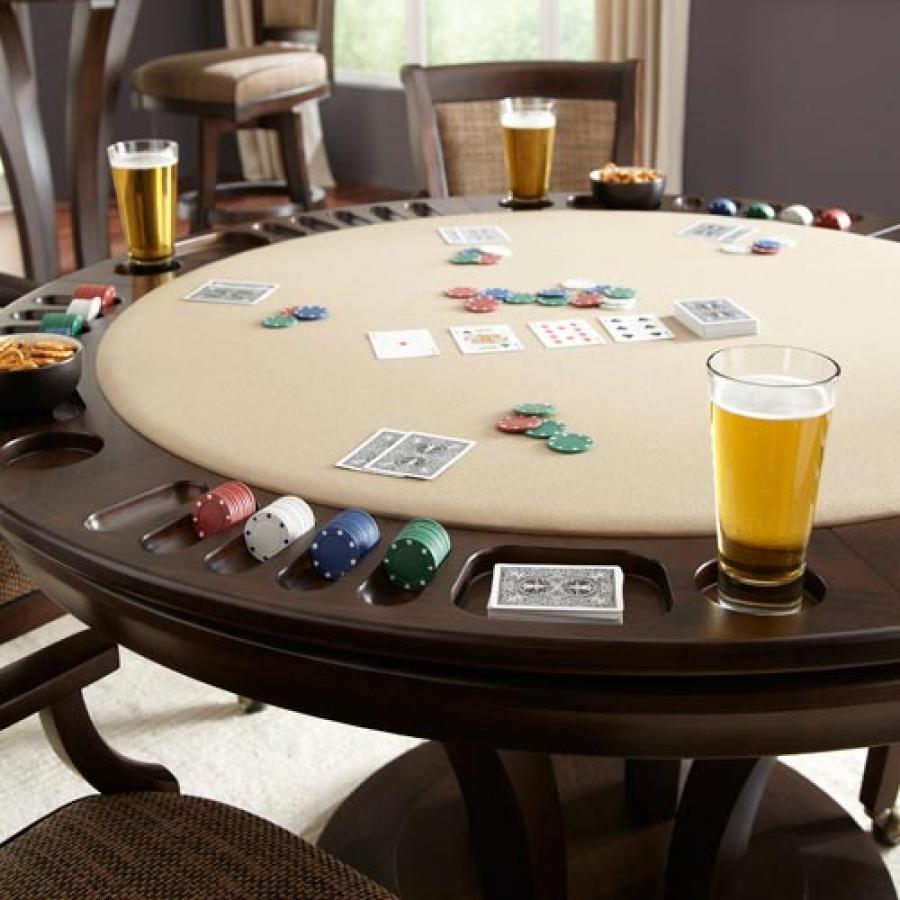 California House Custom Poker & Game Tables - Seasonal Specialty