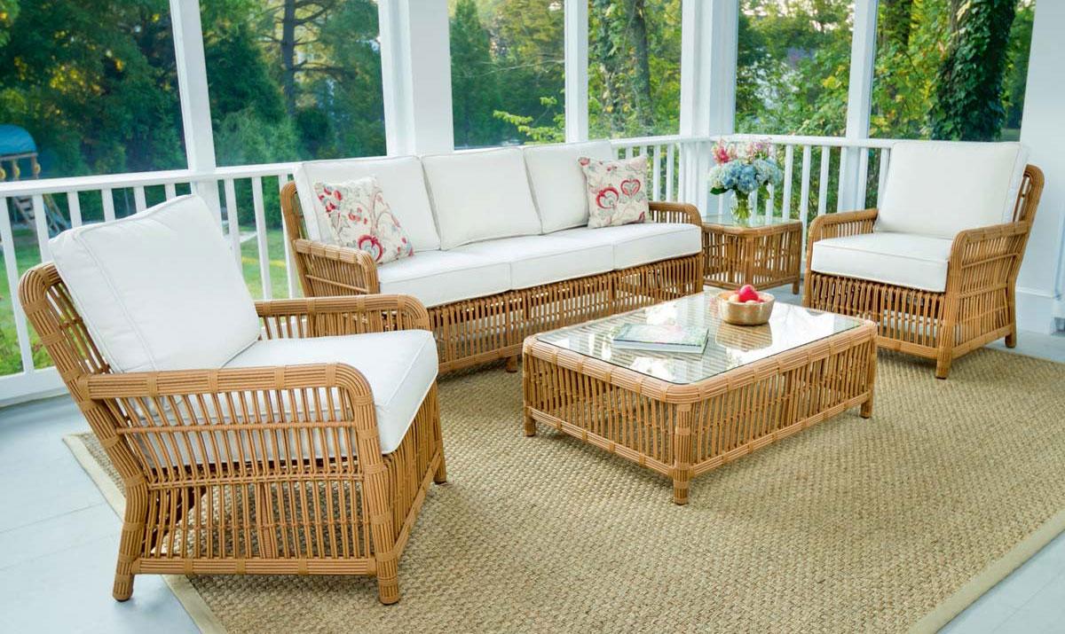 Kingsley Bate Wicker Patio Furniture