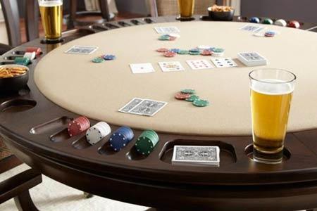 California House Custom Poker U0026 Game Tables