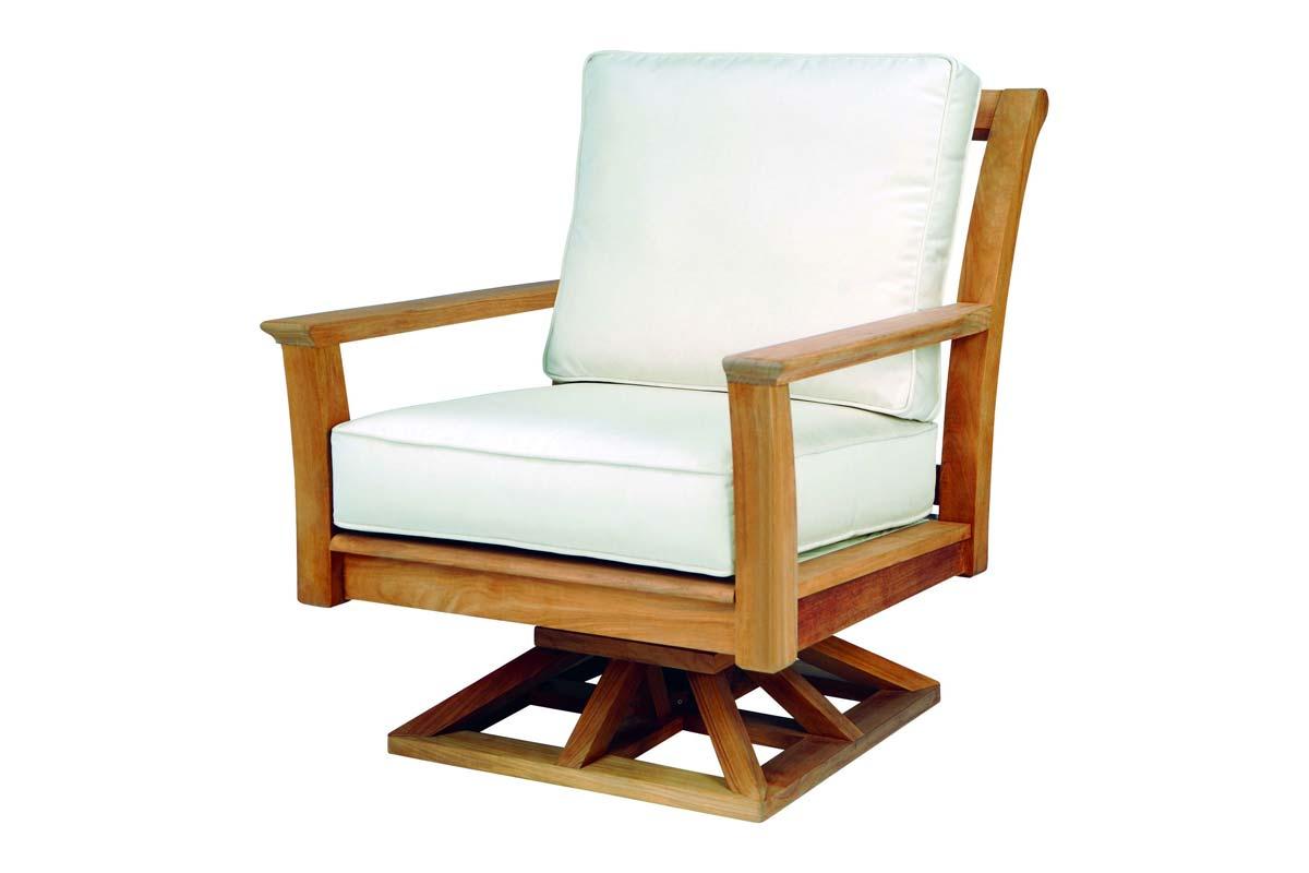 Kingsley Bate Chelsea Deep Seating Swivel Rocker Seasonal